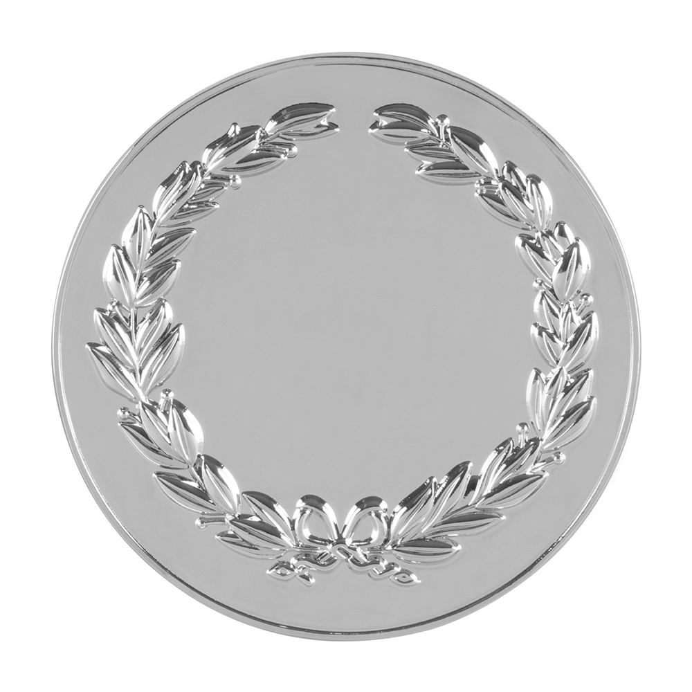 2 Inch Laurel Wreath Classic & Fresh Medal