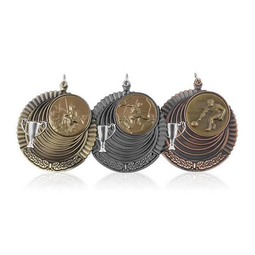 50mm Budget Multi Sports Jaunlet Medals