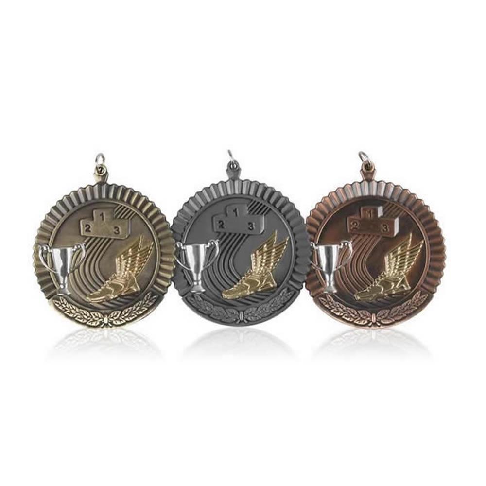 50mm Budget Athletics Jaunlet Medal