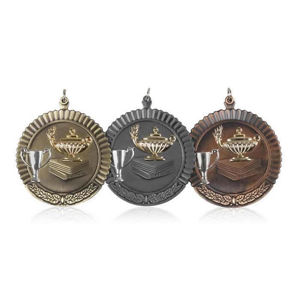 50mm Budget Knowledge Jaunlet Medal