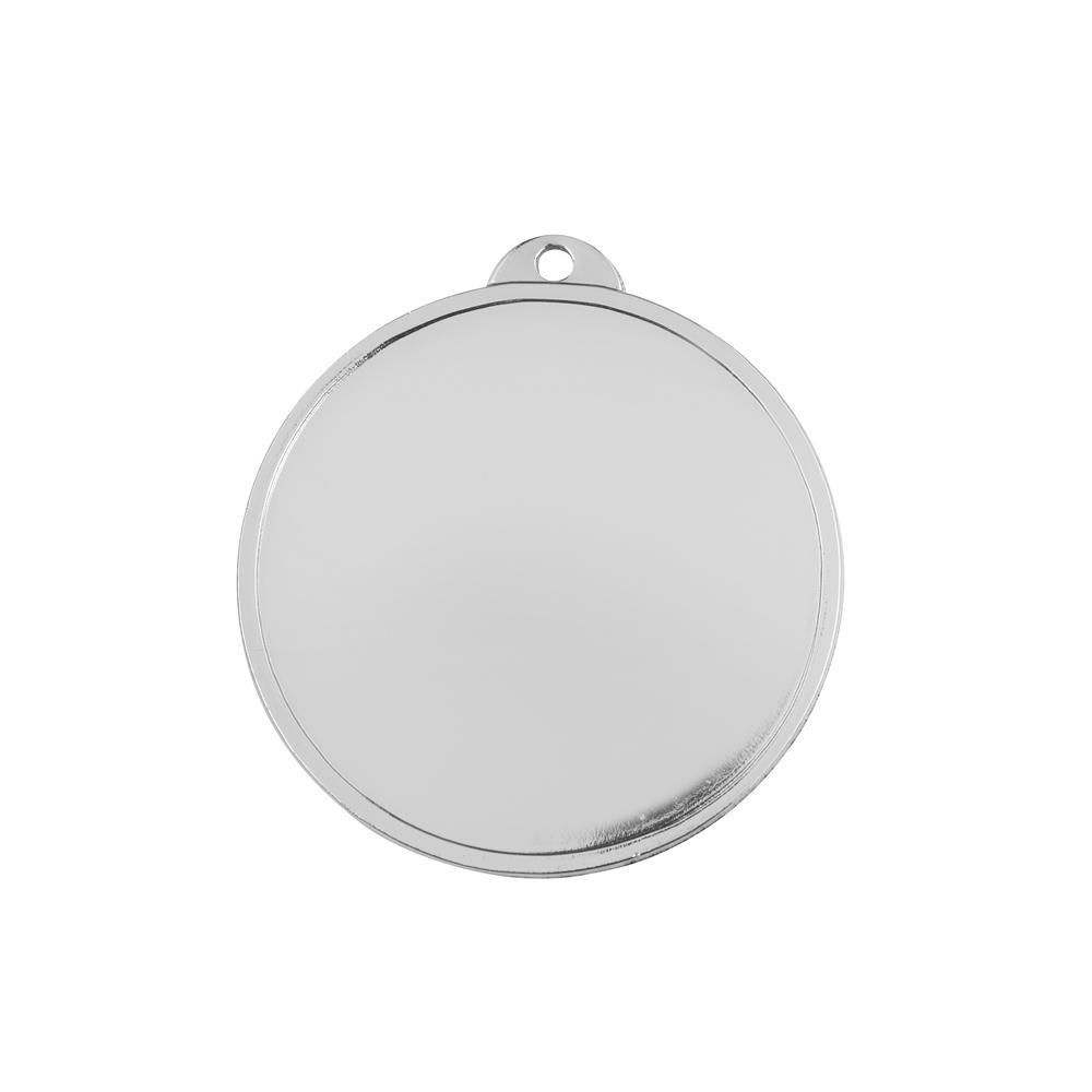 50mm Plain Emblem Medal