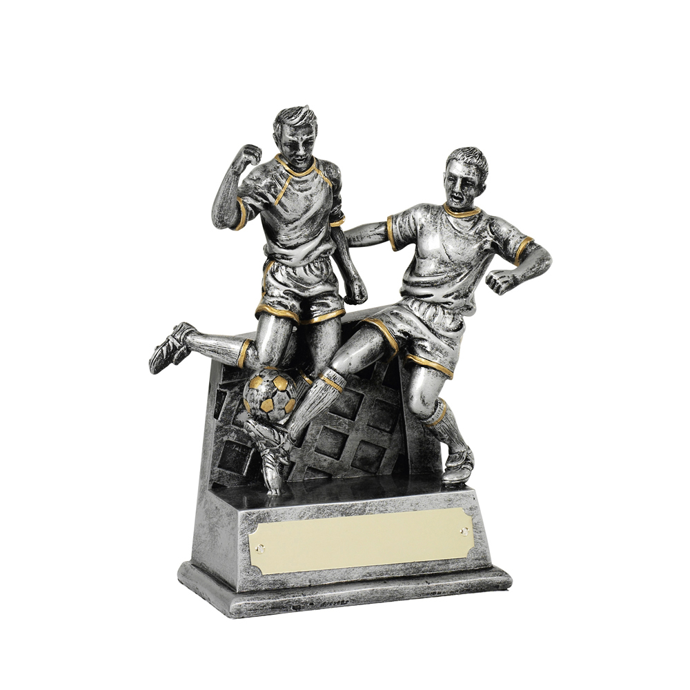 6 Inch Tackle Football Resin Award