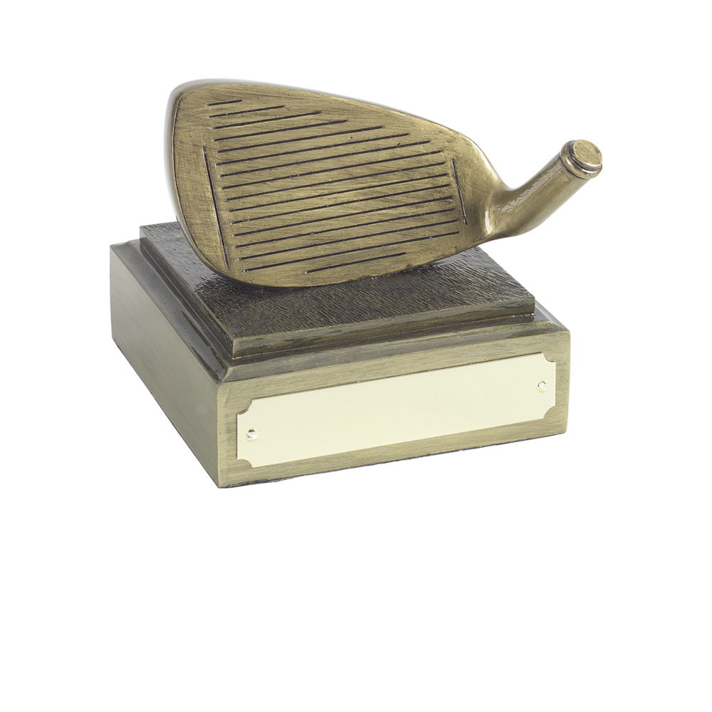 3 Inch Nearest The Pin Club Golf Antiquity Award