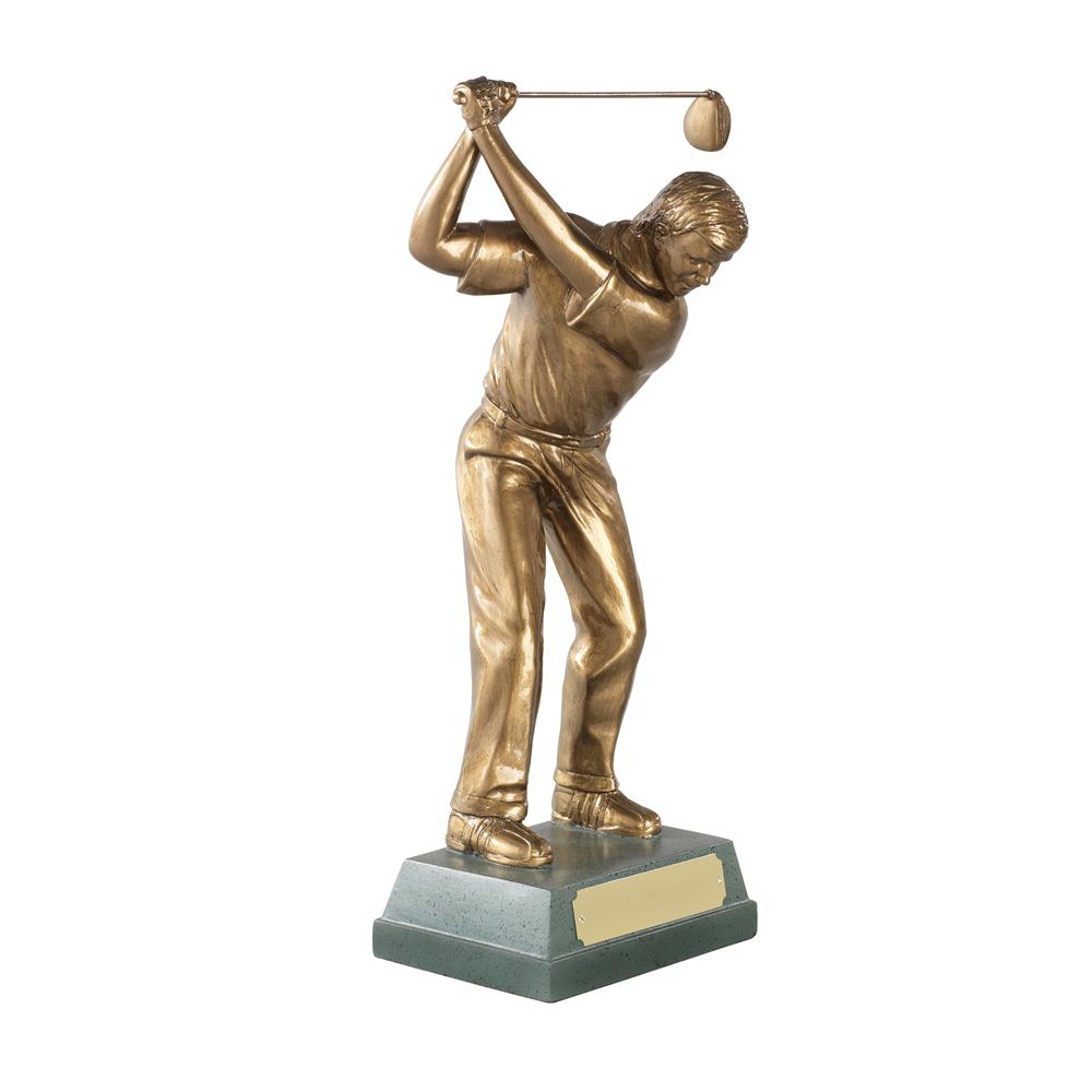 36 Inch The Master Golf Signature Figure Award