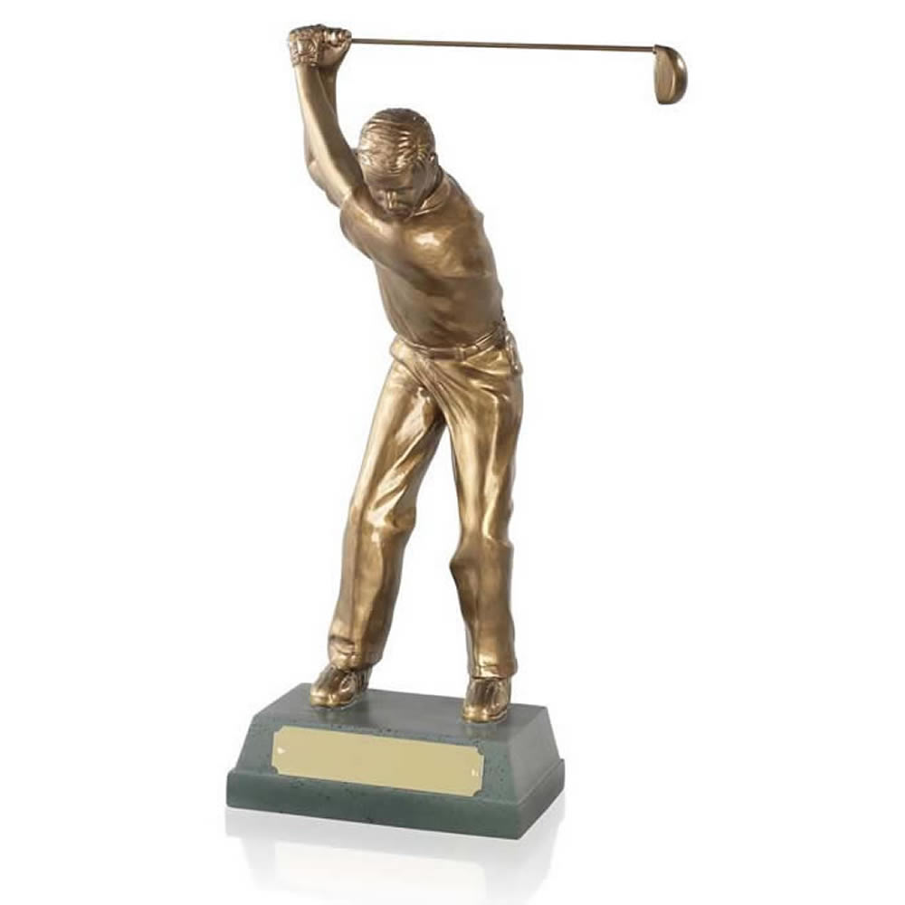 6 Inch Full Swing Golf Signature Figure Award