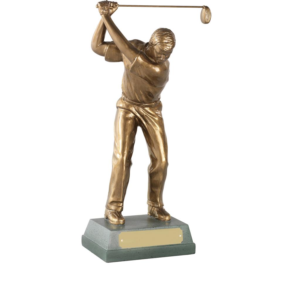 11 Inch Full Swing Golf Signature Figure Award