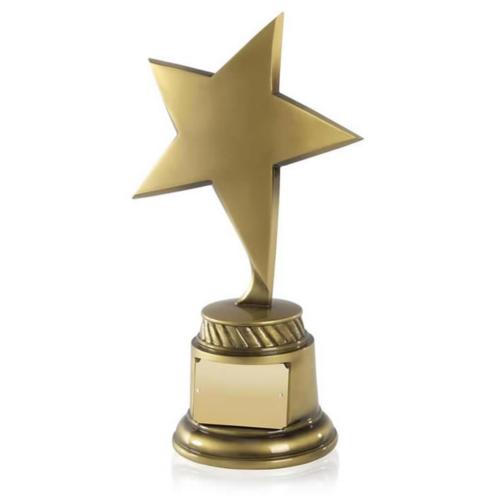 6 Inch Simple Galaxy Award