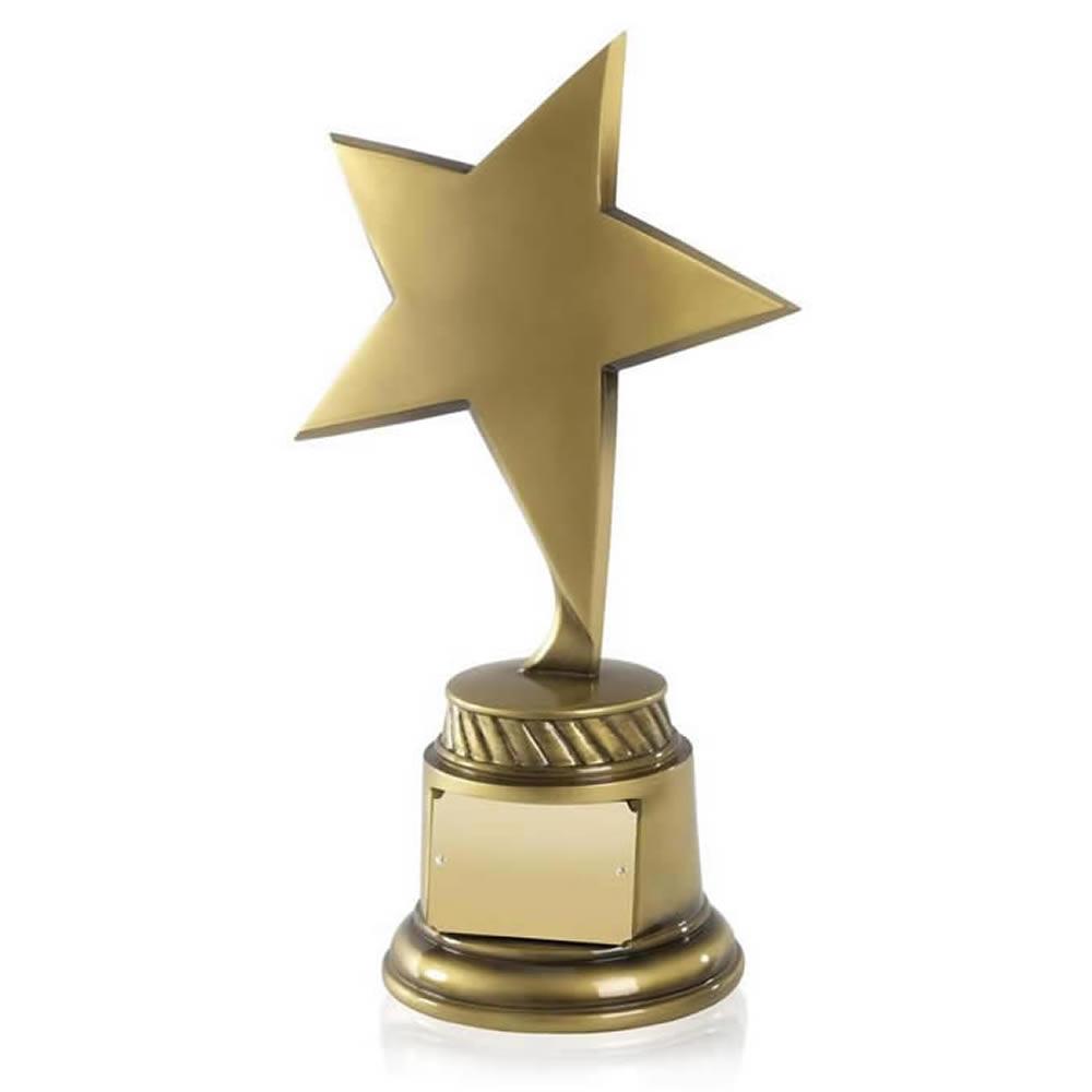 8 Inch Simple Galaxy Award