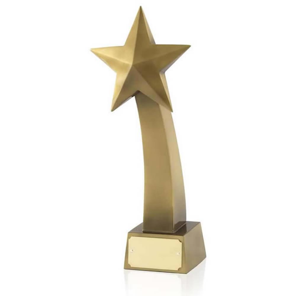 10 Inch Shooting Star Galaxy Award