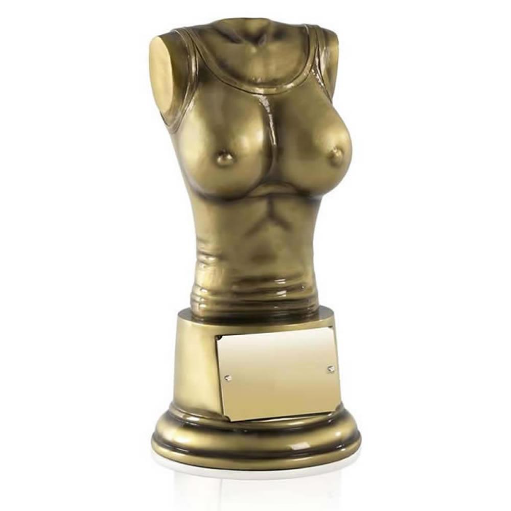 8 Inch Booby Prize Comedy Award