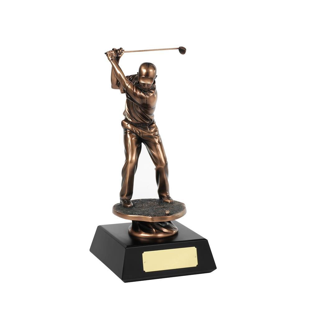 22 Inch Champion Golf Resin Figure Award