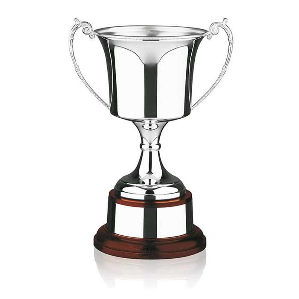 10 Inch Prestigious Sterling Trophy Cup