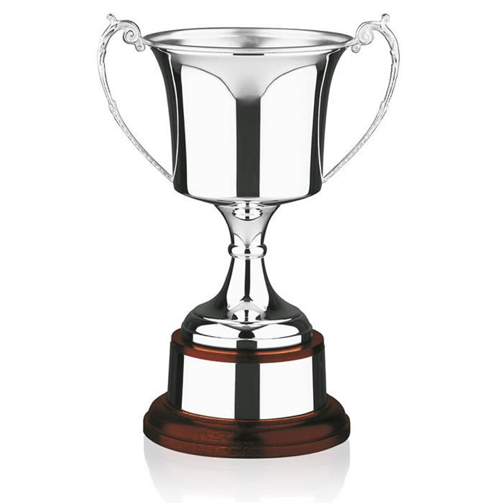 17 Inch Prestigious Sterling Trophy Cup
