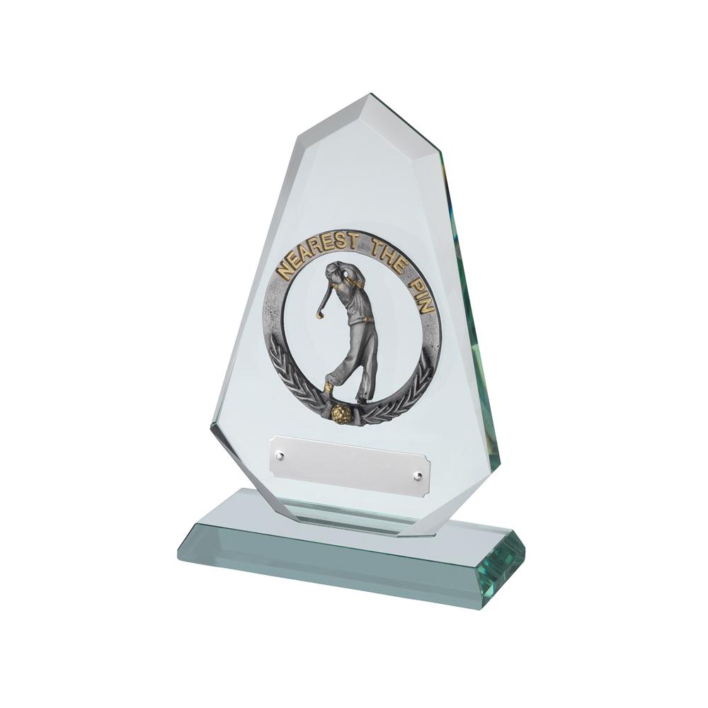 7 Inch Laurel Wreath Nearest The Pin Golf Bridgehall Award