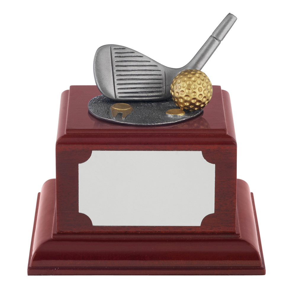 4 Inch Iron Golf Bridgehall Award
