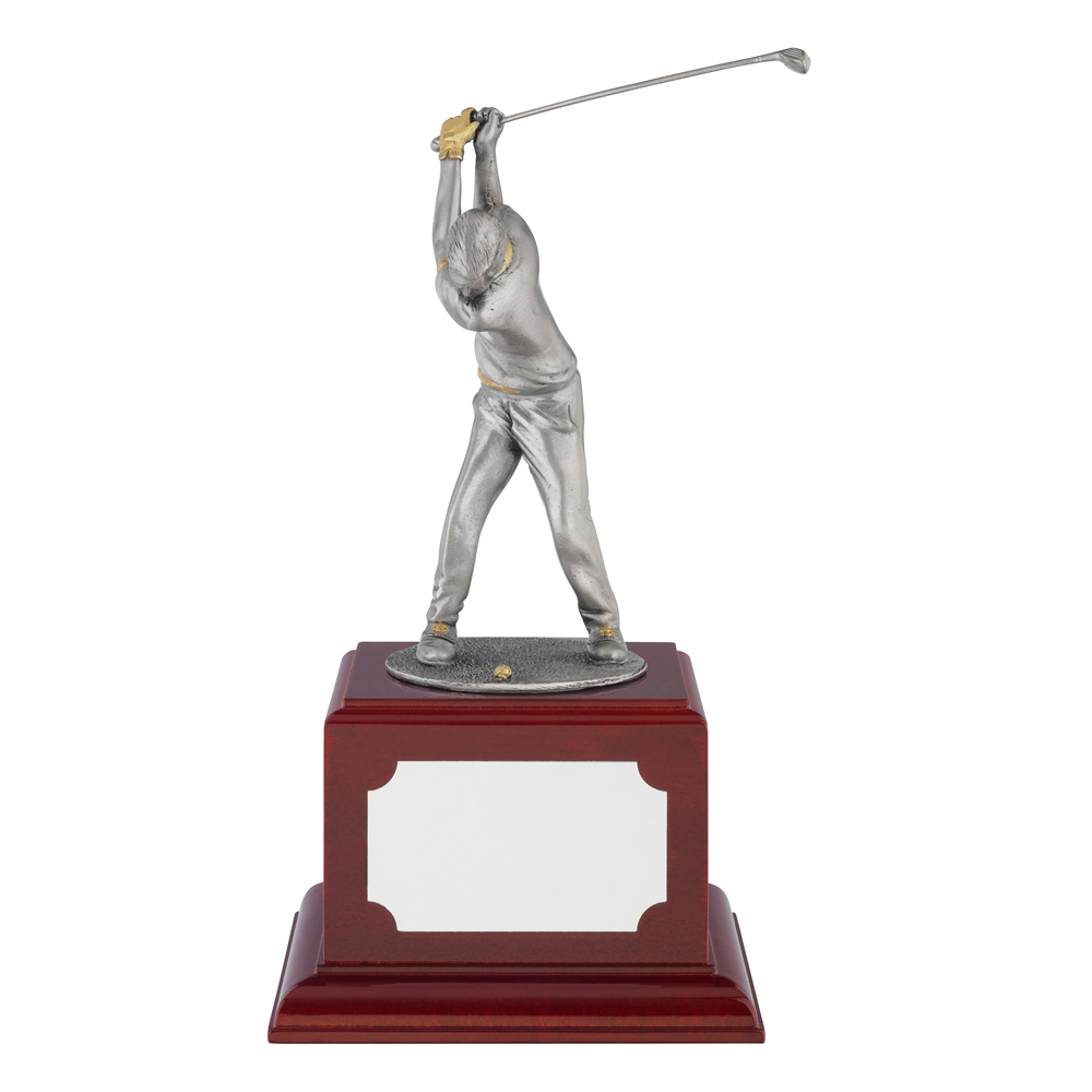 8 Inch Longest Drive Figure Golf Bridgehall Award