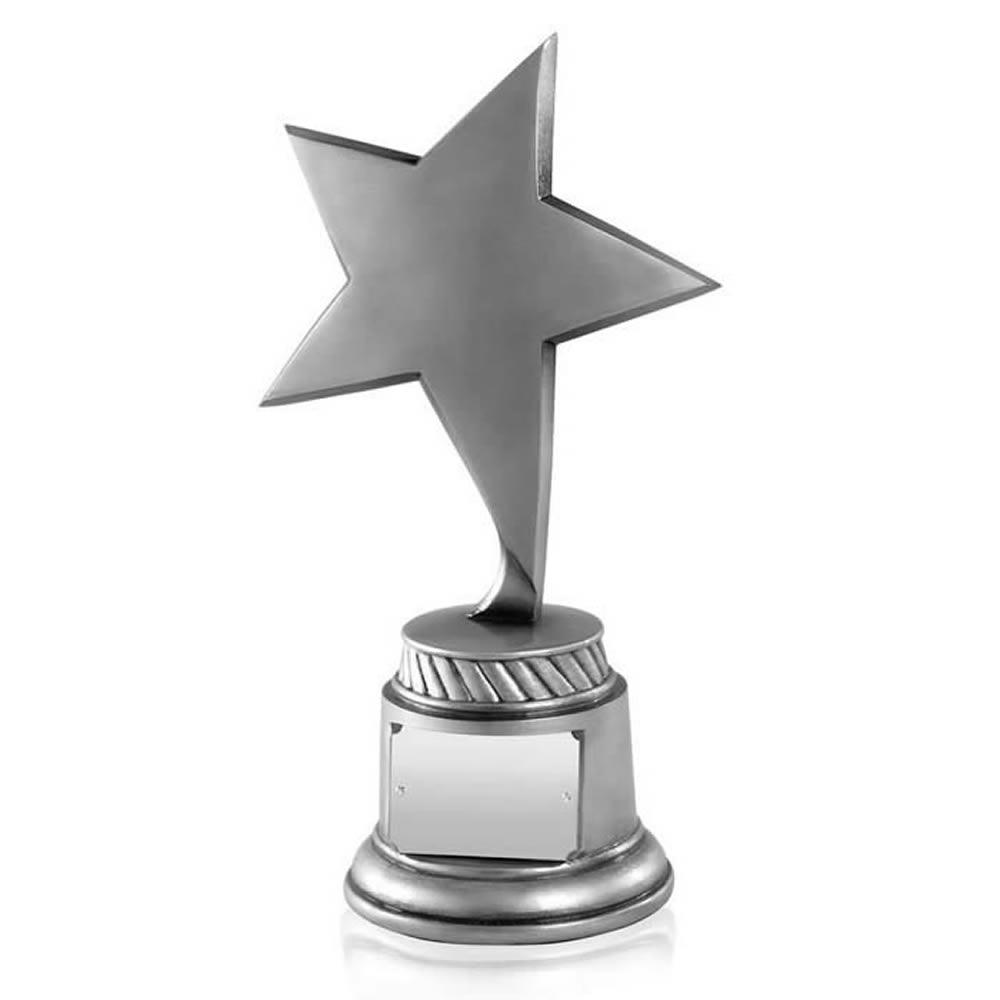 11 Inch Simple Galaxy Award