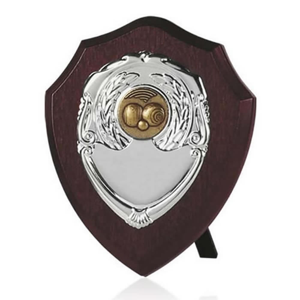 5 Inch Traditional Single Entry Jaunlet Shield