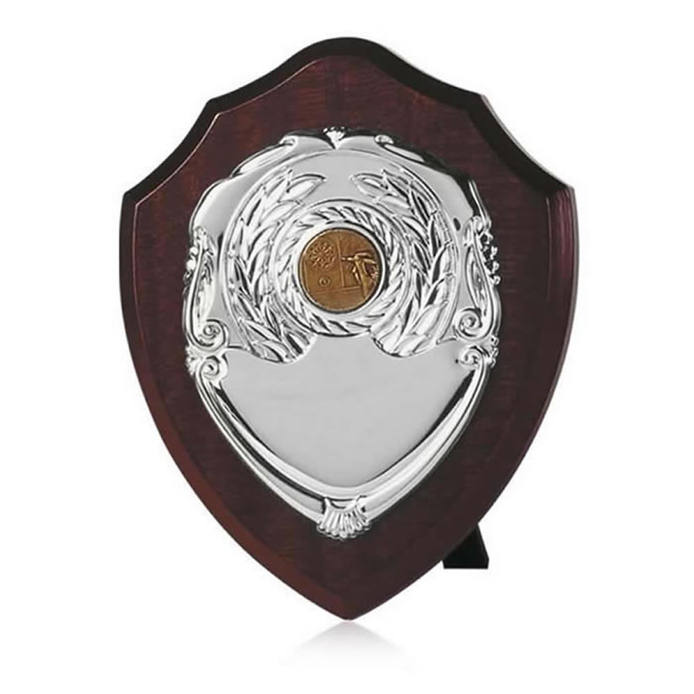7 Inch Traditional Single Entry Jaunlet Shield