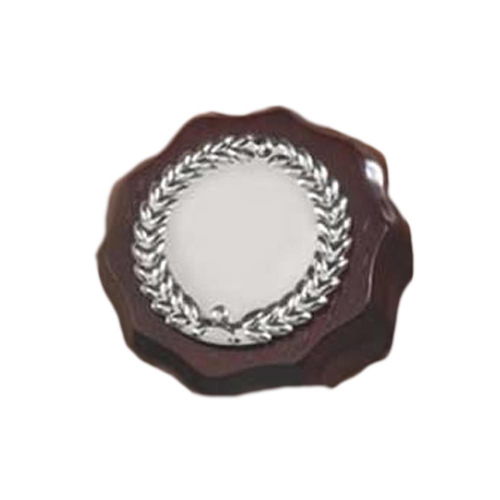 2 Inch Tudor Rose Single Entry Jaunlet Shield